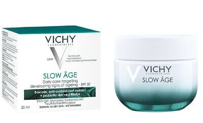 Vichy Slow Age Daily Cream Care Targeting Face Anti-Ageing..