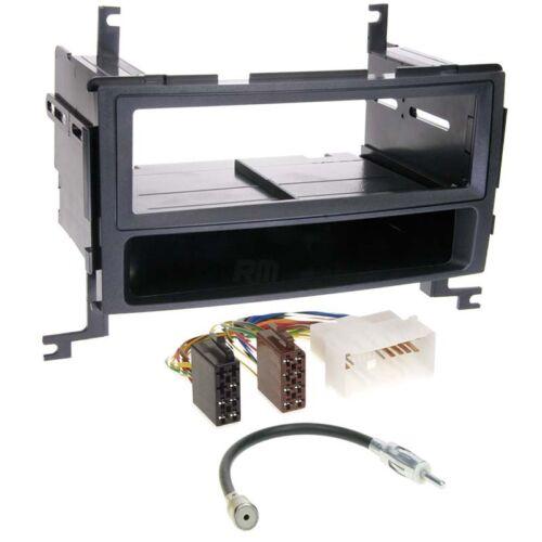 Hyundai santa fe cm 06-09 1-din radio del coche Kit de integracion adaptador cable radio diafragma
