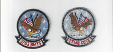U.S. AIR FORCE PATCH - VINTAGE 3703rd BASIC MILITARY TRAINING SQUADRON