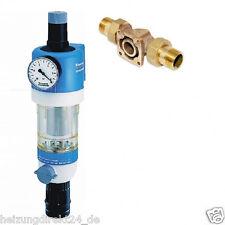 """Honeywell Primus Rückspülfilter Wasserfilter FK74C mit Druckminderer 3/4"""""""