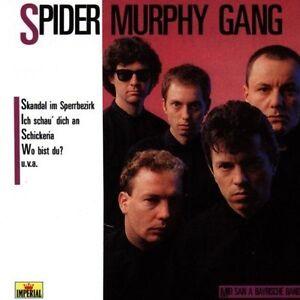Spider-Murphy-Gang-Mir-san-a-bayrische-Band-compilation-12-tracks-1980-CD