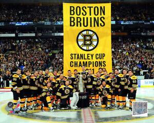 Stanley Cup Boston Bruins 8 X 10 Photo AAOB240 zzz