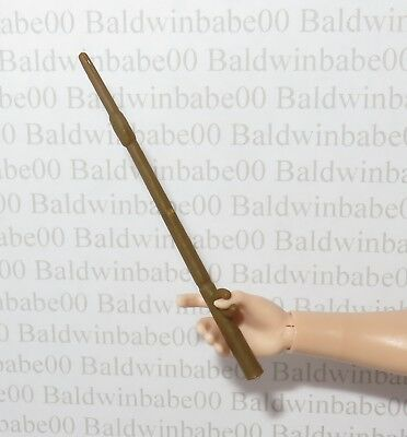 MISC ~ BARBIE DOLL 2018 HARRY POTTER CHAMBER OF SECRET MAGIC WAND ACCESSORY