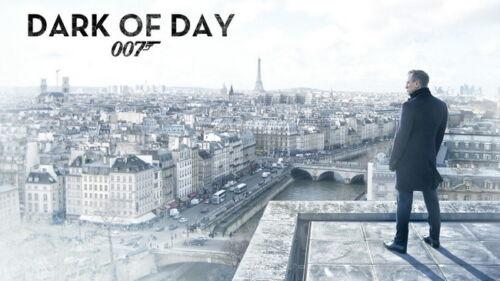 "2015 Film 007 James Bond Daniel Craig Movie 43/""x24/"" Poster 012 Spectre"