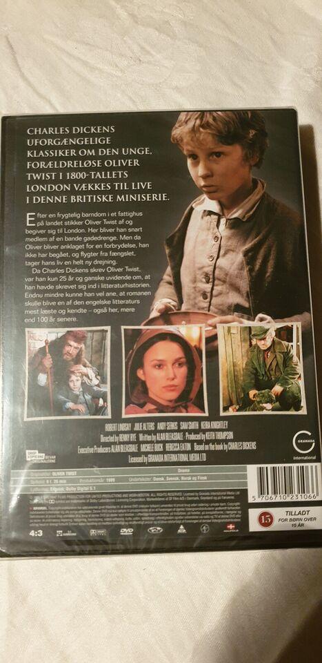 Oliver Twist, DVD, TV-serier