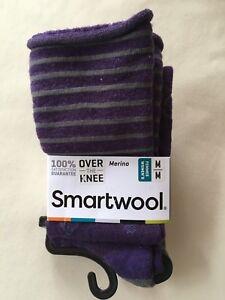 0f41f17cbd9 SmartWool Merino Wool Womens Over-the-Knee Socks Marigold Maiden ...