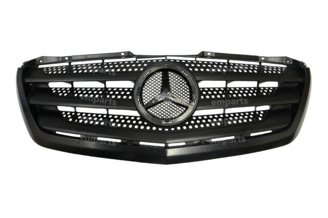 BRAND NEW Mercedes Sprinter Front Grille 3 Pcs 2014 To 2017