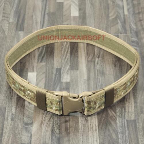 Cordura 2 in (environ 5.08 cm) Tactical ceinture kaki camouflage