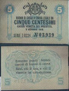 5-CENTESIMI-OCCUPAZIONE-AUSTRIACA-CASSA-VENETA-DEI-PRESTITI-02-01-1918-SPL