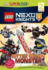 Superleser! Lego® Nexo Knights. Ritter Gegen Monster von Julia March (2016, Gebundene Ausgabe)