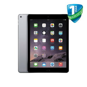 Apple iPad 6th Gen 32GB Space Grey WiFi Touch ID iPadOS