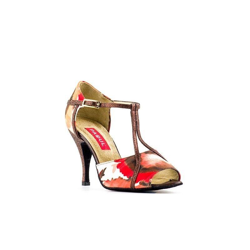 Paoul SCARPA DONNA 658 70/3 80/3 90/3 100/3 tango argentino danza dancing scarpe
