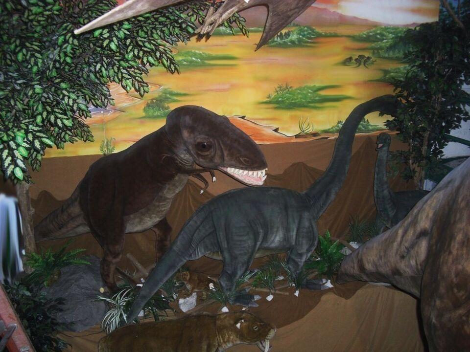 Kunstig T-Rex