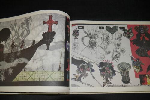 Art Book JAPAN Puella Magi Madoka Magica Production Note