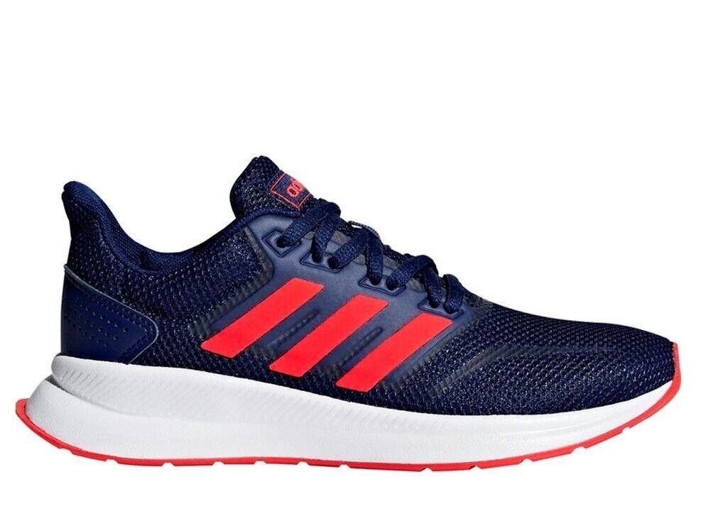 Adidas Runfalcon K F36543 Blau Frau Turnschuhe Kinder Gymnastik Running
