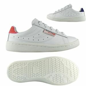 Superga-Scarpe-Sneakers-Bambino-a-4832-EFGLJ-Tennis-sport-LDL-Basso