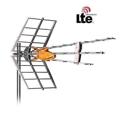 Antenna Digitale Terrestre Televes DAT HD BOSS 790 AMPLIFICATA