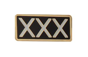 Amsterdam Netherlands Pin Badge