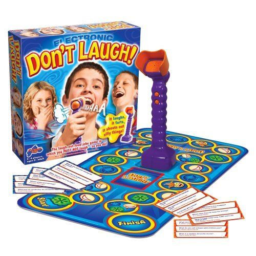 Kid/'s Board Game Don/'t Laugh