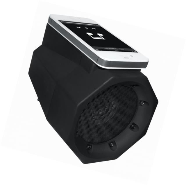 BoomTouch Wireless Touch Portable Speaker - Black