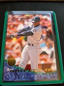 1994-Leaf-Ken-Griffey-Jr-368-HOF-Seattle-Mariners