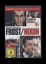 DVD FROST / NIXON (Richard) TV-DUELL - MICHAEL SHEEN + KEVIN BACON *** NEU ***