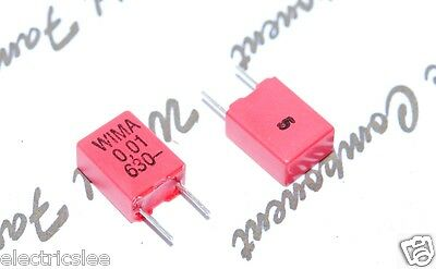 10pcs 0.068µF 0,068uF 68nF WIMA MKP2 0.068uF 100V 5/% pich:5mm Capacitor