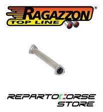 RAGAZZON TUBO SOST. CATA.RE INOX DELTA 2.0T 8V INTEGRALE EVOLUZIONE 177Cv 1991►