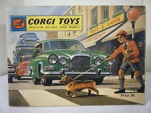 Catalogue Corgi: Corgi Catalogue: