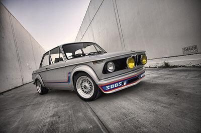 For BMW E10 1600//1800//1602//2002 TI//TII//TURBO 1966-1976 Silicone Radiator Hose