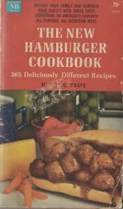 The-New-Hamburger-Cookbook-365-Deliciously-Different-Recipes-1967-Paperback