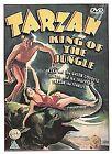 Tarzan - King Of the Jungle (DVD, 2006, 3-Disc Set, Box Set)
