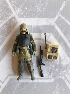 """Star Wars Rogue One LOOSE from 2-pack 3.75/"""" Figure REBEL COMMANDO PAO *complete*"""