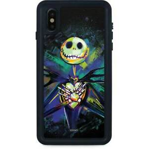 Details About The Nightmare Before Christmas Iphone Xs Max Waterproof Case Jack Skellington