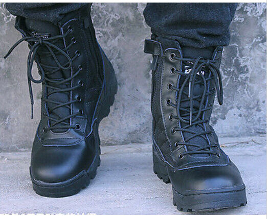 Mens Special Forces Warm Military Boot US Army Boot SWAT Tactical Combat Boots