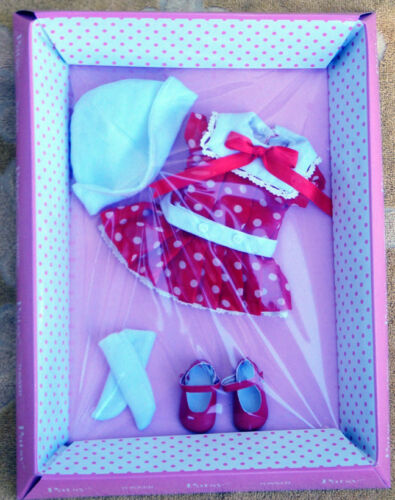 Effanbee Dots My Dress 10 in. Patsy Doll Outfit Only, Tonner 2013
