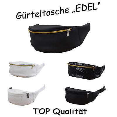Bauchtasche Amuso-edel Gürteltasche Designer Leckerlie Hüfttasche Sport *neu* Angenehm Im Nachgeschmack