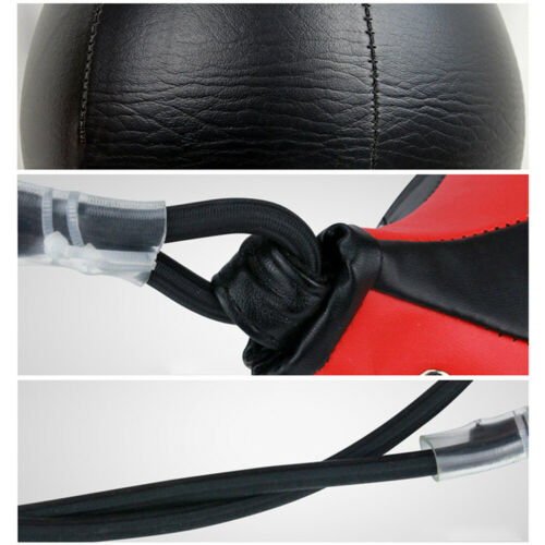 Inflatable Boxing Pear  Punching Exercise bag Punch Fitness Shape Training Ball