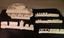 """Milicast BB184 1/76 Resin WWII British M10 3"""" SP (Late Prod.- no Bolt Hull)"""