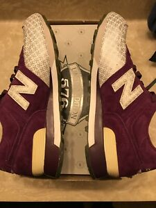 sneakers for cheap 4e36d 8e047 Details about New Balance 576 Limited Edition Purple Rare Size 11