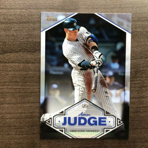 2019 Topps Series 2 Aaron Judge Highlights ~ Pick your Card