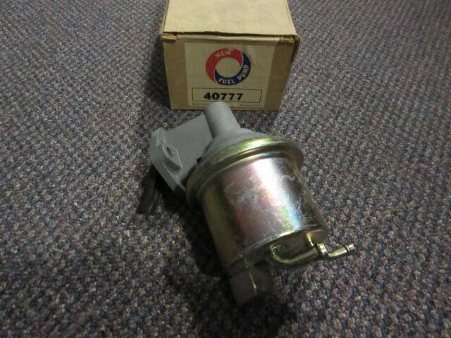 40777 NEW NOS Mechanical Fuel Pump - M6101 70-88 GM 305 350 400 Camaro Firebird