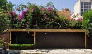 Casa con Jardín en Paseos de Taxqueña