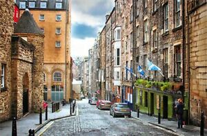 Pack-of-10-New-Glossy-Edinburgh-Postcards-by-Cavalier-92G