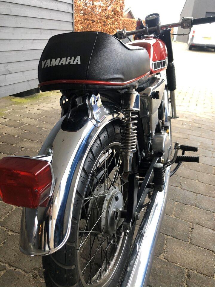 Yamaha FS1, 1978, 20 km