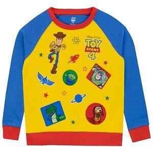 Disney-Toy-Story-Sweatshirt-Boys-Toy-Story-Sweater-Kids-Disney-Jumper