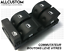 ELECTRIC POWER MASTER DRIVER SWITCH BUTTONS CONTROL WINDOWS for AUDI A4 B7 05-08