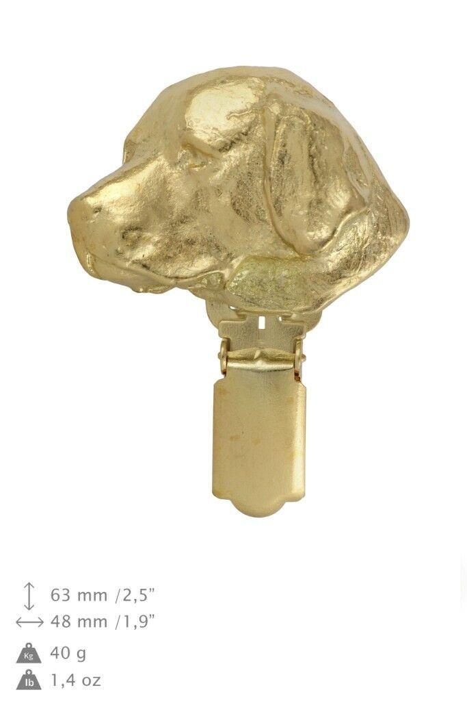 Labrador Retriever - clip, oro covered clipring with dog, high quality, Art Dog