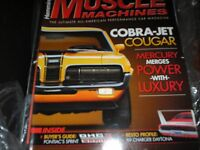 Hemmings Muscle Machines Magazine June 2009 , Cobra-jet Cougar