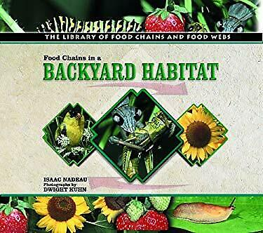 Food Chains in a Backyard Habitat by Nadeau, Isaac